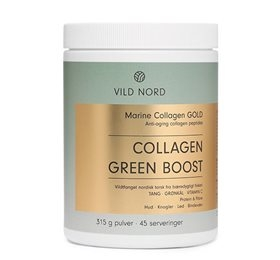 Marine Collagen Green Boost 315g, VILD NORD